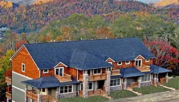 Lodging at Wolf Ridge Ski Resort