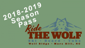 Wolf Ridge Ski Season Pass