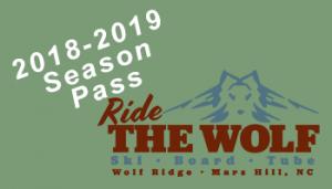Wolf Ridge Ski Season Pass
