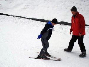 Ski School at Wolf Ridge Ski Resort