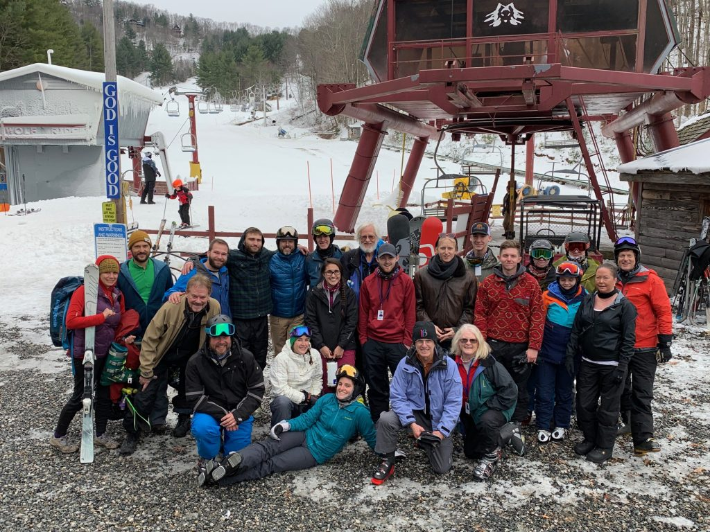 Ski School Instructors @ Wolf Ridge Ski Resort