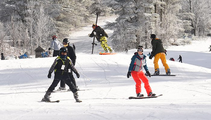 Lessons at Wolf Ridge Ski Resort